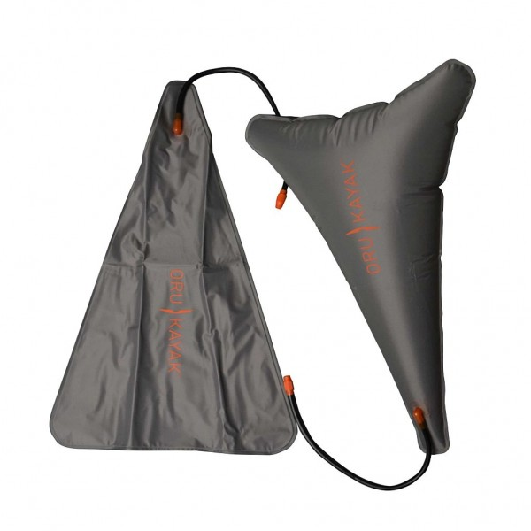 Auftriebskörper für Oru-Kayaks