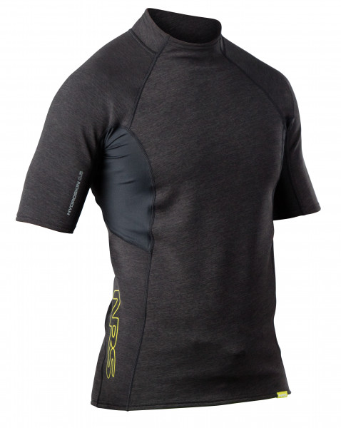 NRS HydroSkin 0.5 Shirt - Black