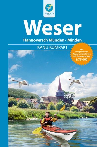 Kanuführer Weser