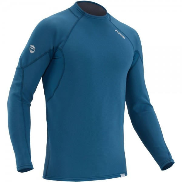 Hydro-Skin 0.5 - Paddel-Shirt-Langarm - Poseidon