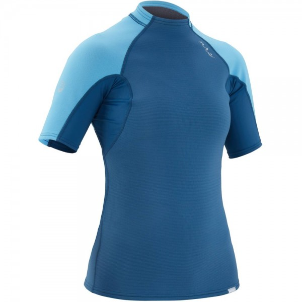 Hydro-Skin 0.5 - Paddel-Shirt Women - Poseidon