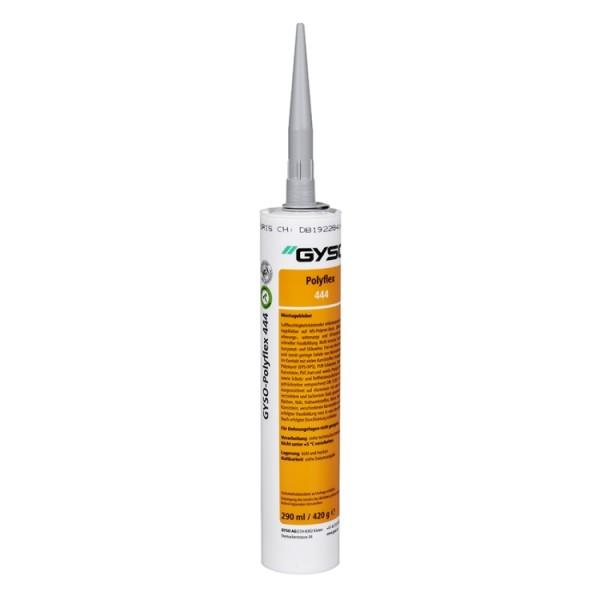 Polyflex 444 - zur Verklebung von Fittings- in Kajak und Canadier