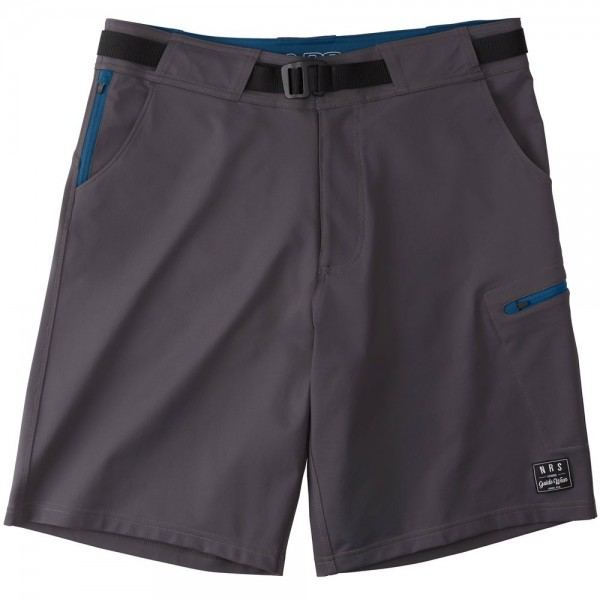 NRS Guide Shorts - Farbe Gunmetal