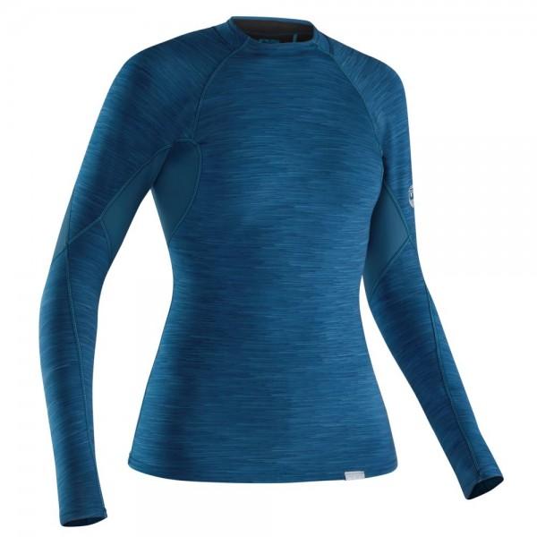 Hydro-Skin 0.5 - Paddel-Shirt Women - Langarm - Morocan