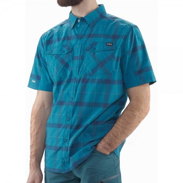 NRS Guide Shirt - Outdoor Hemd, River to Pub