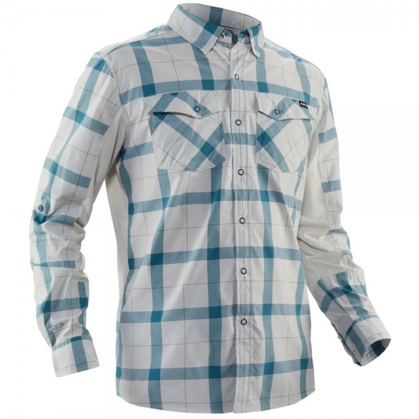 NRS Guide Shirt - Outdoor-Hemd, River to Pub - Langarm