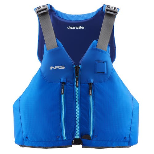 Schwimmweste mit kurzem Rücken, NRS Clearwater